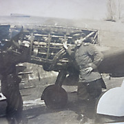 Алексеев И.И. и его самолет-фото3