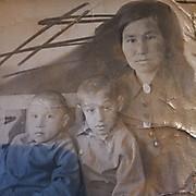 Степанова Е.А. с сыновьями