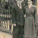 Старший сын Анатолий со своей женой
