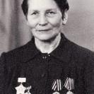 Голубева Александра Игнатьевна
