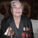 Харитонова Анна Егоровна