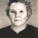 Леппо Валентина Ивановна в годы работы на мебельном комбинате 1965-1975
