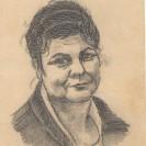 Мартынова Фаина Георгиевна рисун