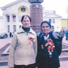 Петрова Ефросинья Михайловна