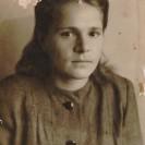Рудницкая Анна Федоровна (фото 1954г.)