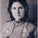 Сваричевская Галина Андреевна (фото 1945-1-46 г.)