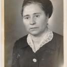 Васильева Ефросинья Александровна (фото 1972 г.)