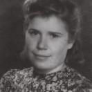 Жукова (Потапова) Ефросинья Алексеевна. 1943-1944 г.